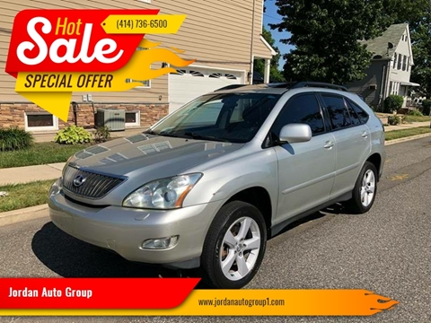 2006 Lexus RX 330 for sale at Jordan Auto Group in Paterson NJ