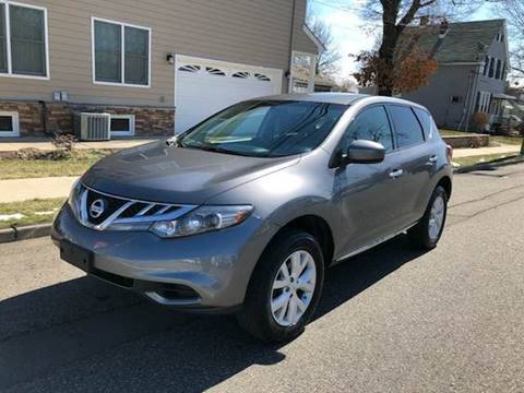 2013 Nissan Murano for sale at Jordan Auto Group in Paterson NJ
