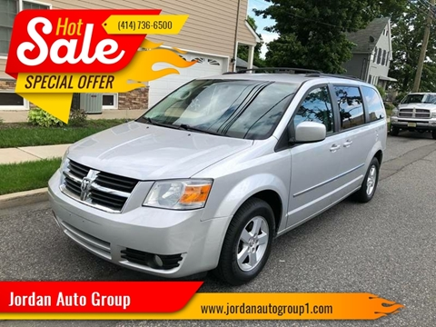 2010 Dodge Grand Caravan for sale at Jordan Auto Group in Paterson NJ