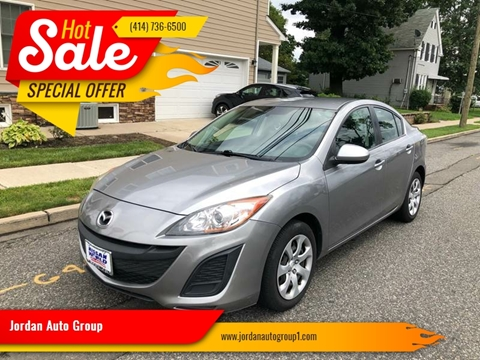 2010 Mazda MAZDA3 for sale at Jordan Auto Group in Paterson NJ