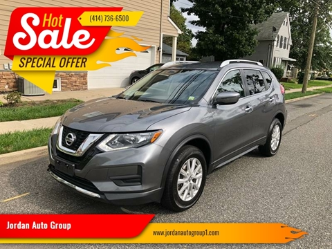 2017 Nissan Rogue for sale at Jordan Auto Group in Paterson NJ