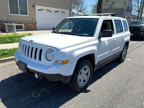 2014 Jeep Patriot for sale in Paterson, NJ