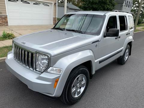 2010 Jeep Liberty for sale in Paterson, NJ
