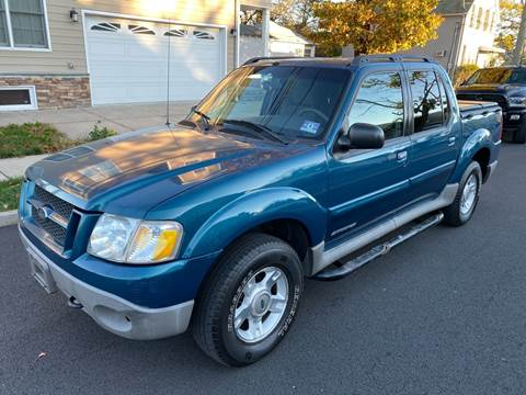 2001 Ford Explorer Sport Trac for sale in Paterson, NJ