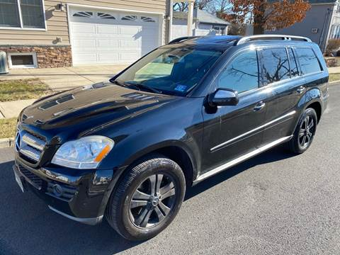 2009 Mercedes-Benz GL-Class GL 450 4MATIC for sale at Jordan Auto Group in Paterson NJ