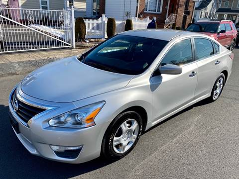 2015 Nissan Altima 2.5 S for sale at Jordan Auto Group in Paterson NJ