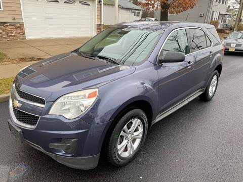 2014 Chevrolet Equinox LS for sale at Jordan Auto Group in Paterson NJ