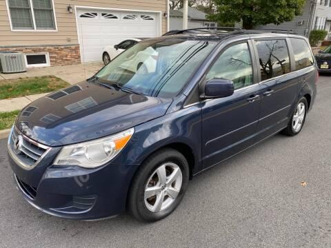 2009 Volkswagen Routan for sale at Jordan Auto Group in Paterson NJ