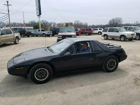 1985 Pontiac Fiero for sale in Highlandville, MO