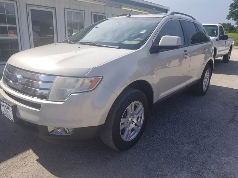 Ford Edge For Sale At Affordable Used Cars In Highlandville Mo
