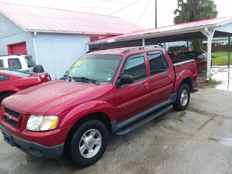 2004 Ford Explorer Sport Trac Adrenalin In Deland Fl Bruces Auto