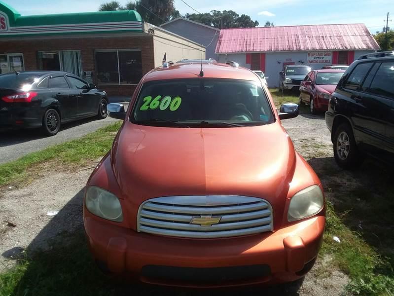 2006 Chevrolet HHR For Sale At Bruceu0027s Auto Sales In Deland FL