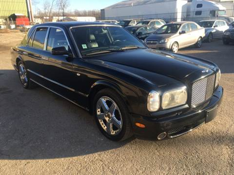 2002 Bentley Arnage For Sale In Arizona Carsforsale
