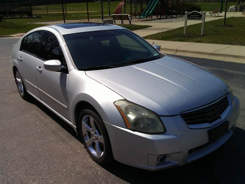 2007 Nissan Maxima For Sale At I 55 Motors In Lemont IL