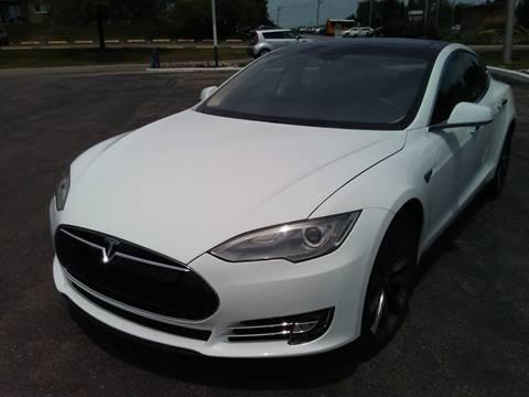 2014 Tesla Model S for sale in Lemont, IL