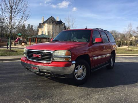 2002 GMC Yukon for sale in Lemont, IL