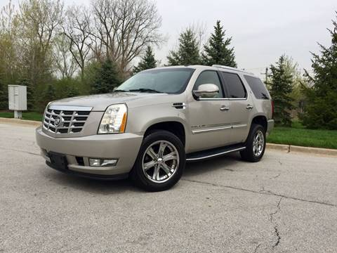 Cadillac Escalade For Sale in Lemont, IL - Rt 83 Motorsports
