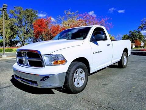 2012 RAM Ram Pickup 1500 for sale at Cars R Us in Rocklin CA
