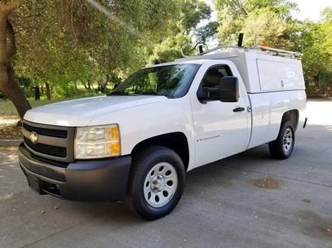 2008 Chevrolet Silverado 1500 for sale at Cars R Us in Rocklin CA