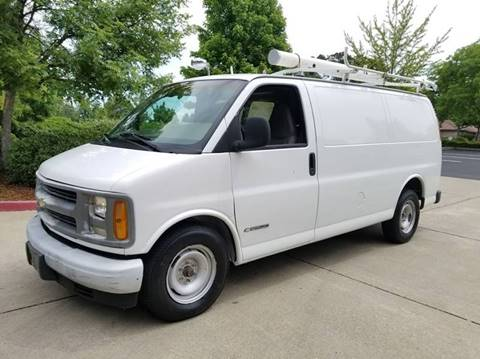 1999 Chevrolet Express Cargo for sale at Cars R Us in Rocklin CA