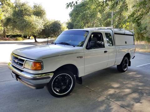 1996 Ford Ranger for sale at Cars R Us in Rocklin CA