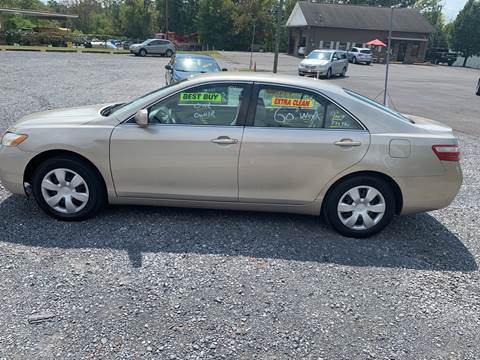 2007 Toyota Camry for sale in Chatsworth, GA