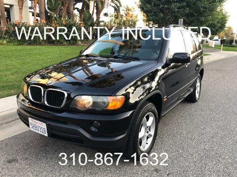 2002 BMW X5 for sale in Van Nuys, CA