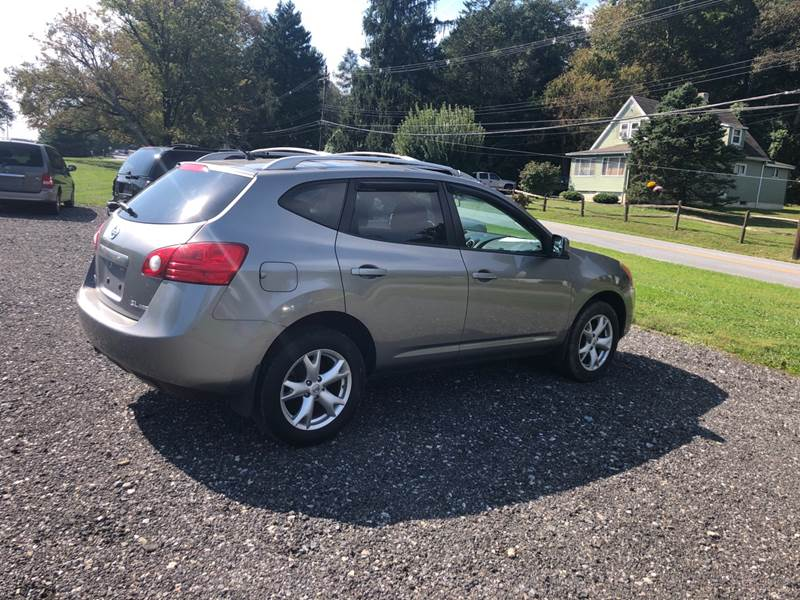 2008 Nissan Rogue For Sale At Set Point Automotive In West Grove PA
