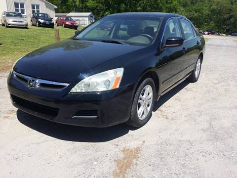 2006 Honda Accord for sale in Cherryville, NC