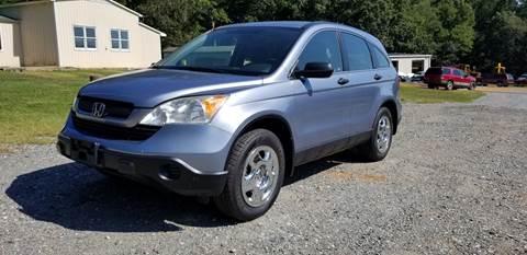 2008 Honda CR-V for sale in Cherryville, NC