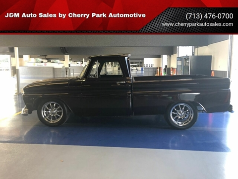 1966 GMC C/K 1500 Series for sale in Houston, TX