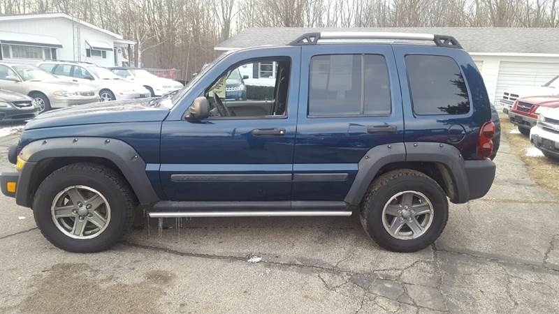 2005 Jeep Liberty For Sale At Larrys Used Cars In Hartford MI