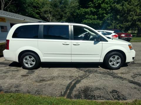 2010 Dodge Grand Caravan for sale at Larrys Used Cars in Hartford MI