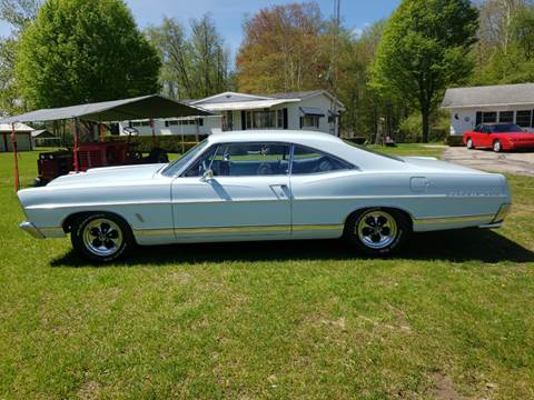 1967 Ford Galaxie 500 for sale in Hartford, MI