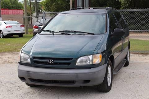 1998 Toyota Sienna For Sale In Eufaula AL