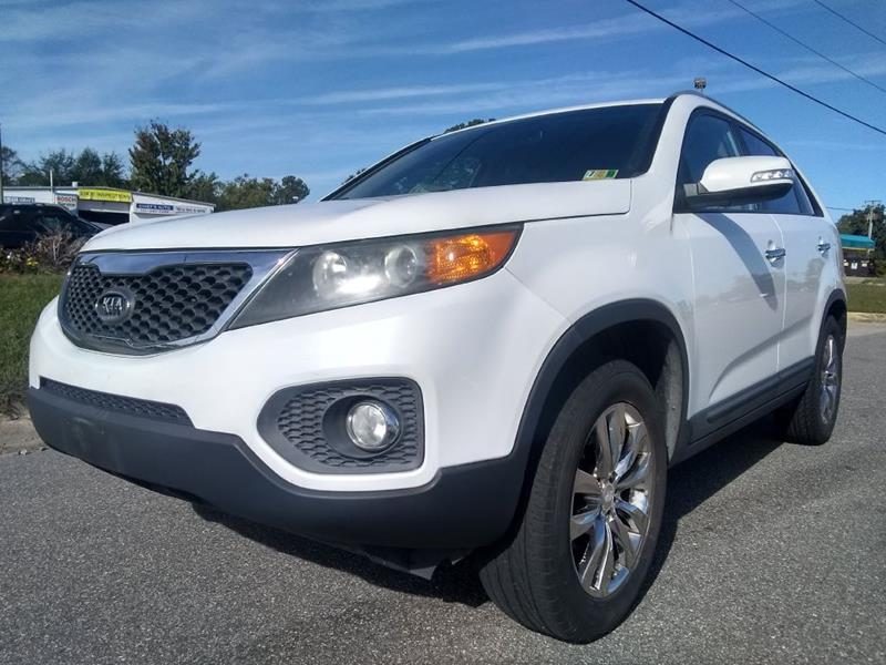 2011 Kia Sorento For Sale At Chiefu0027s Auto In Virginia Beach VA