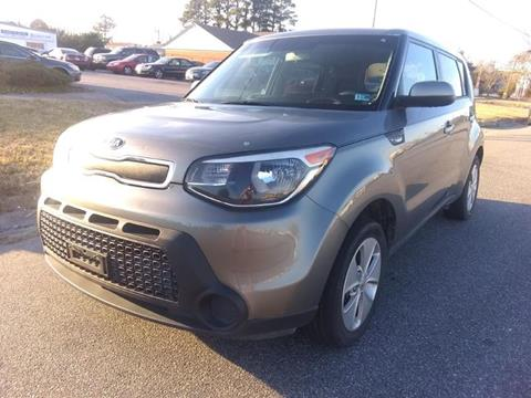 2014 Kia Soul for sale in Virginia Beach, VA