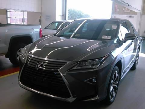 2016 Lexus RX 350 for sale at T James Motorsports in Gibsonia PA