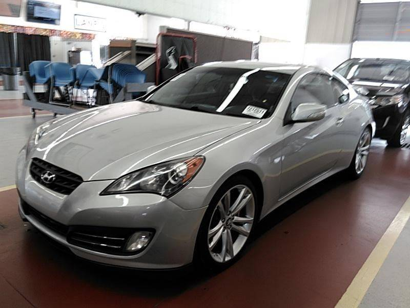 2011 Hyundai Genesis Coupe For Sale At T James Motorsports In Gibsonia PA