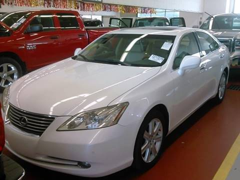 2007 Lexus ES 350 for sale at T James Motorsports in Gibsonia PA