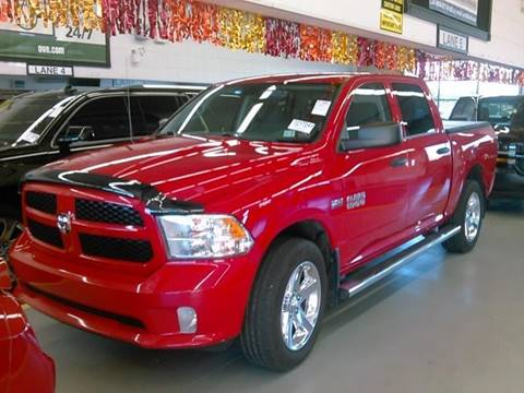 2014 RAM Ram Pickup 1500 for sale at T James Motorsports in Gibsonia PA