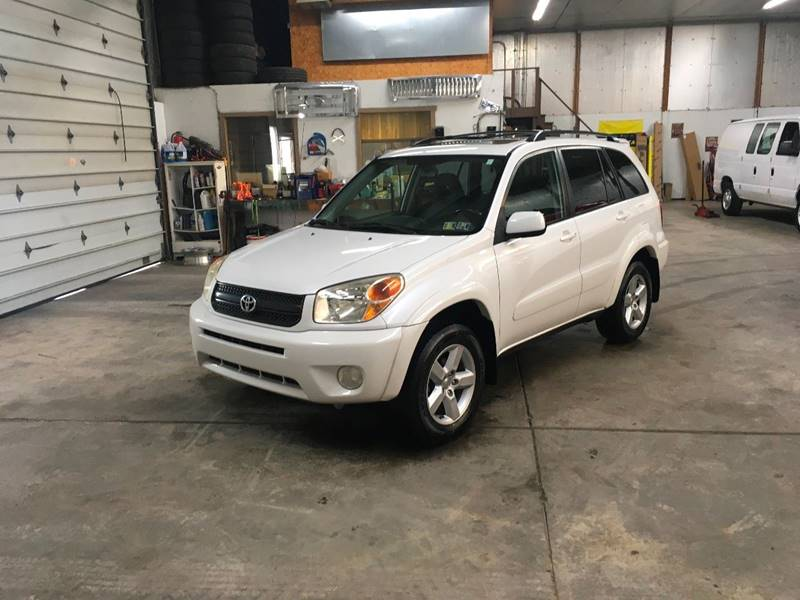 2005 Toyota RAV4 for sale at T James Motorsports in Gibsonia PA