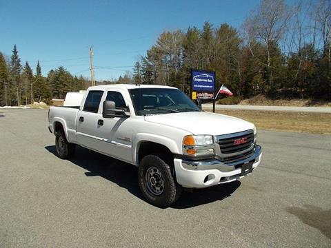 Diesel Trucks For Sale Near Me >> 2005 Gmc Sierra 2500hd For Sale In Bridgton Me