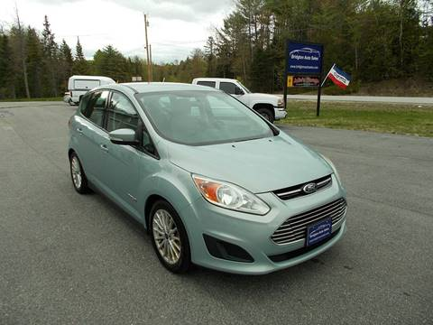 2014 Ford C-MAX Hybrid for sale in Bridgton, ME