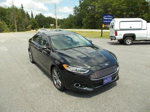 2013 Ford Fusion for sale in Bridgton, ME