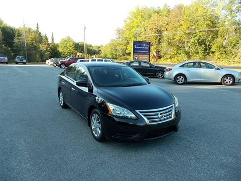 2013 Nissan Sentra for sale in Bridgton, ME