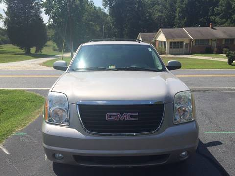 2007 GMC Yukon XL for sale at Speed Auto Mall in Greensboro NC