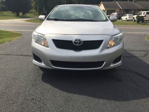 2009 Toyota Corolla for sale at Speed Auto Mall in Greensboro NC