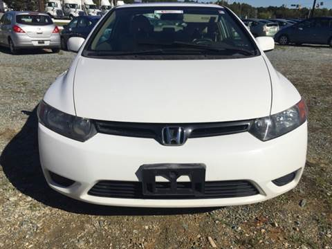 2007 Honda Civic for sale at Speed Auto Mall in Greensboro NC