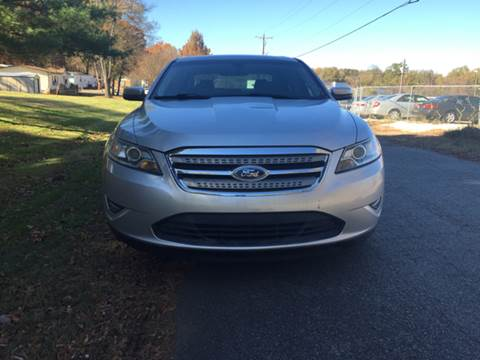 2011 Ford Taurus for sale at Speed Auto Mall in Greensboro NC